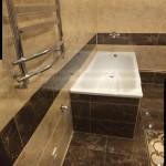 фото ванной и полотенцесушителя фото