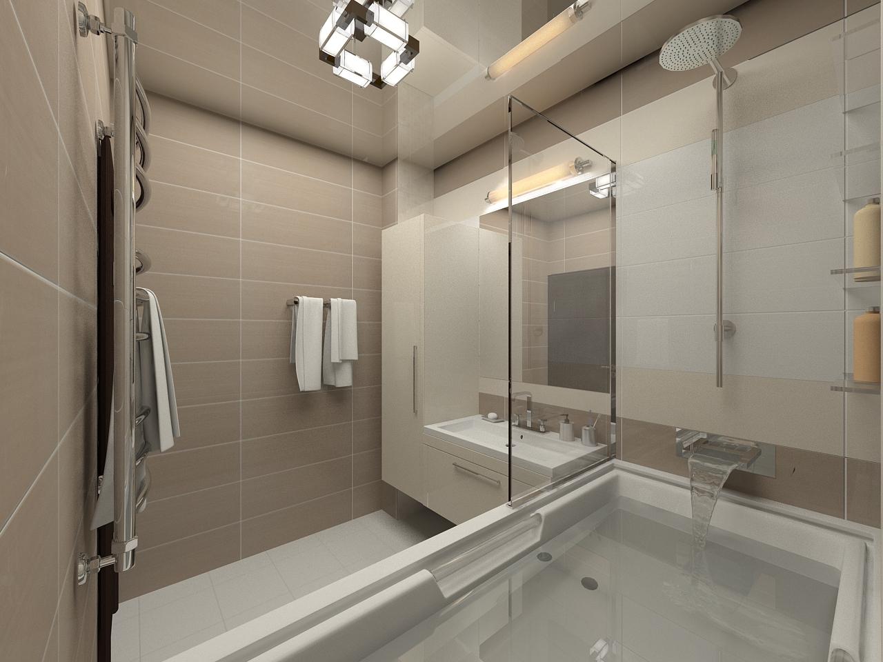 новая ванная комната 2