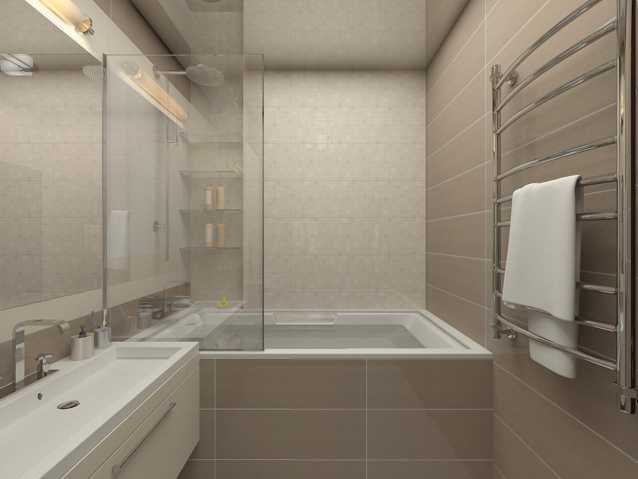 новая ванная комната 3