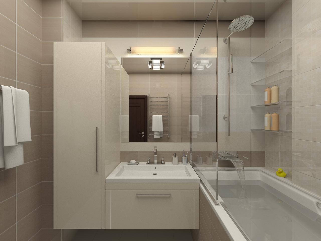 новая ванная комната1