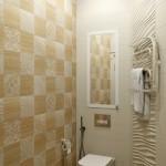 дизайн туалета 2 профремонт