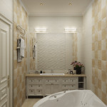 дизайн ванной профремонт