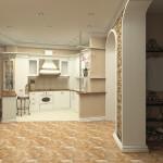 ремонт кухни профремонт