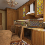 дизайн кухни 2 профремонт