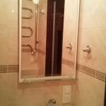 зеркало в ванне фото