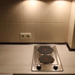плита на кухне профремонт