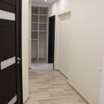 открытый шкаф в коридоре профремонт