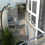 дизайн балкона профремонт