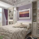 дизайн спальни 3 профремонт
