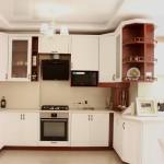 фото кухонного уголка справа
