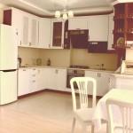 фото кухонного уголка слева