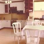 фото кухни и столовой