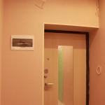 входная дверь справа
